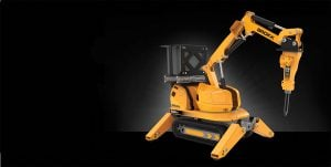Brokk demolition service North West