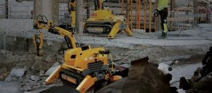 Barton Drilling demolition